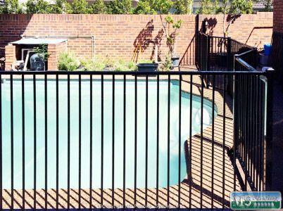 MSFencing Pool Fencing 2